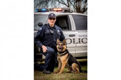 Novato PD Has Vested Interest in K9 Koa