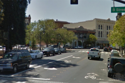 DUI Driver Collides with Moviegoers in Downtown Petaluma