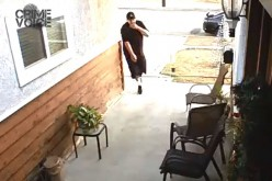 Carson Christmas Gift Thief Nabbed on Video