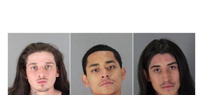 Home Burglary Suspects Arrested by Milpitas PD; Another Sought by San Jose