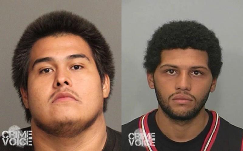Pair of Residential Burglars Busted