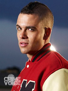Mark Salling as Puck GLEE