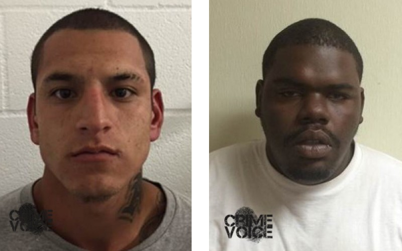 Four Suspects Arrested In Connection with Sunday Robbery Spree