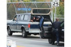 Stolen Vehicle Owner Pursues Culprits