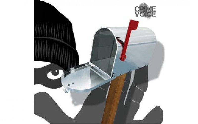 Wanted Bakersfield Mailbox Thief Caught
