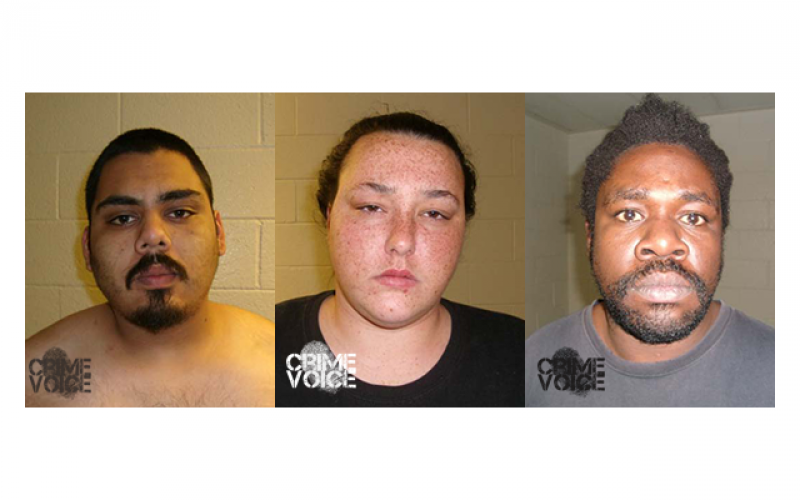 Three Arrested in California City Drug Sweep