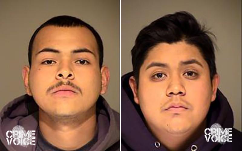 Honda Thieves Busted