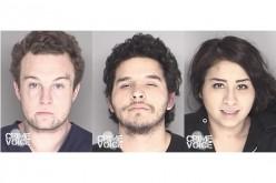 Carjacking Quintet Captured in Carpinteria