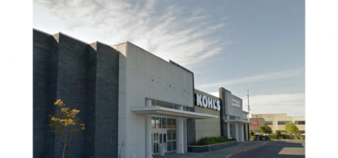 Petaluma Security Guards Make Citizen's Arrest at Kohl's