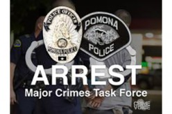 Major Task Force Sweep Nets Eight Known Gang Members