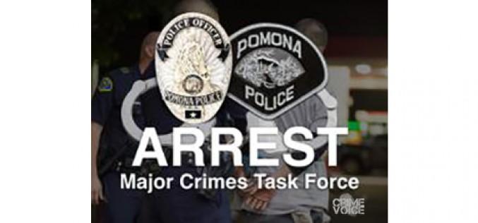Major Task Force Sweep Nets Eight Known Gang Members