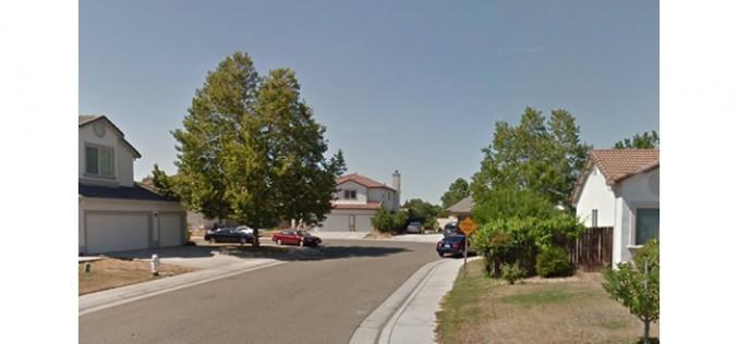Car Thief Suspect Backs into Officer, Gets Shot