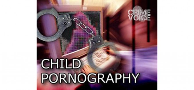 Three Men Arrested for Possession or Control of Child Pornography