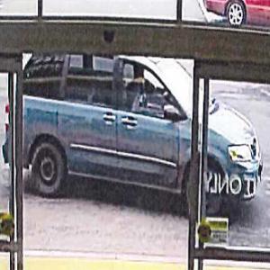 frame still suspect vehicle b