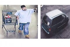 Petaluma PD Releases Burglary Photos of Suspect and Suspect Vehicle