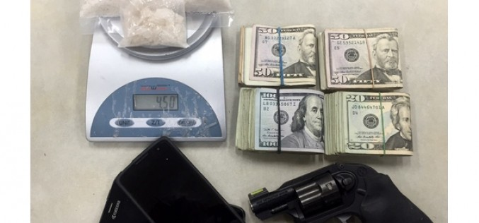 Motorcycle Pursuit Leads to Multiple Drug Arrests