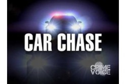 Burglary Leads to High-Speed Chase