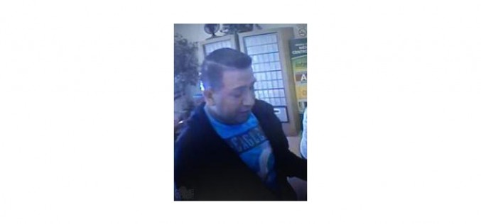 Hollister Police Seek Check Forgery Suspect