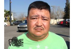 Man Arrested During Large Meth Bust in Fresno