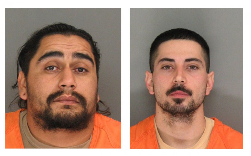 Traffic Stop Leads To Weapons, Gang Charges
