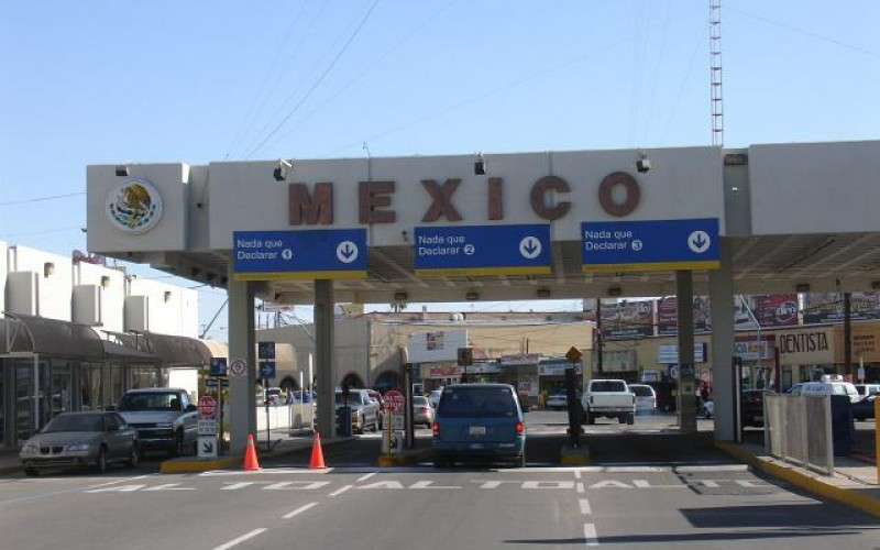 Suspect Arrested at Mexican Border for 2014 Murder