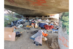 Petaluma PD Enforces Abatement of Illegal Encampments