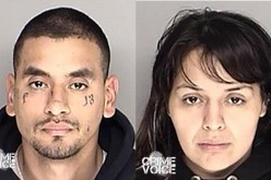 Car Thief Captured After Ditching Girlfriend