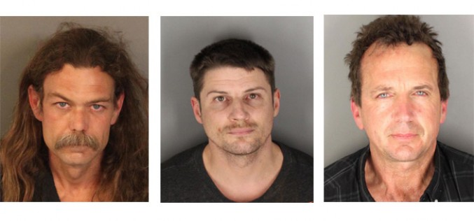 $800,000 of Stolen Property Recovered and Arrests Made in Iowa Hill