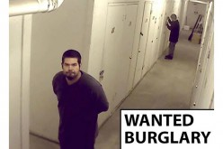 Surveillance Footage Spots Storage Unit Thieves (Video)