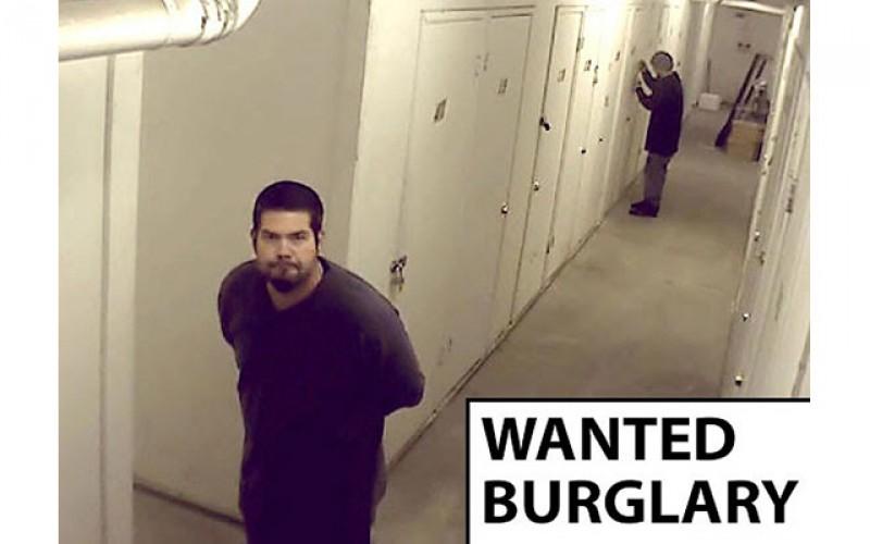 Surveillance Footage Spots Storage Unit Thieves (Video)