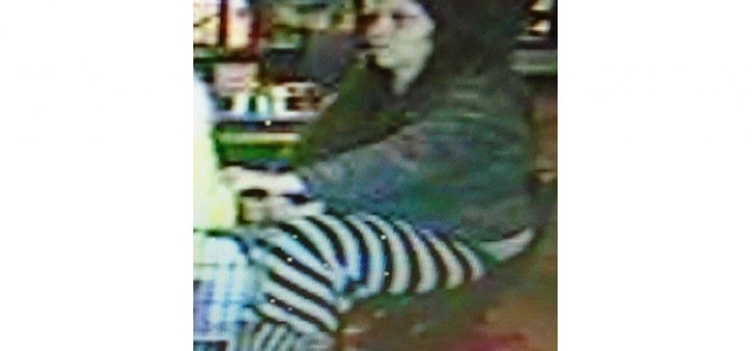 Hollister Police Seek Safeway Shoplifter