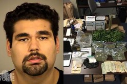 Coke & Cannabis Dealer Busted