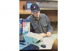 Santa Cruz Area Bank Robbery Suspect Identified