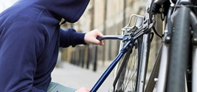 Two Chronic Offenders Nabbed during Bicycle Theft Sting Operation