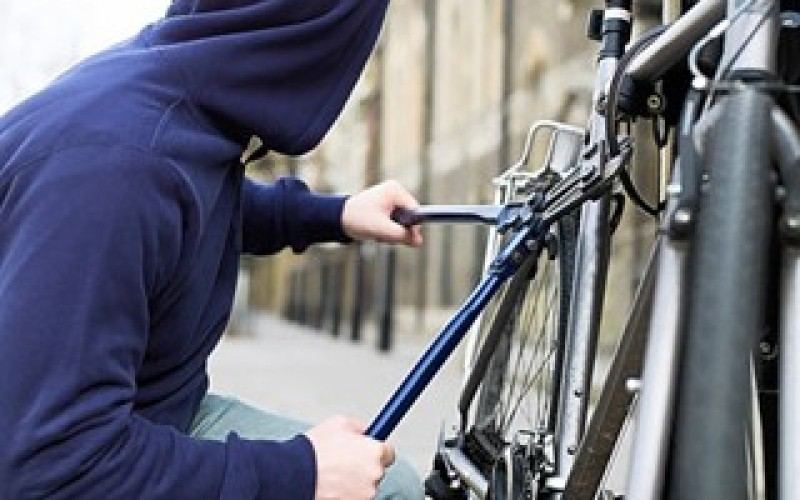 Cops Use Bait Bike to Snare Suspects