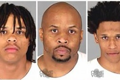 Authorities Arrest Five Suspects in Gang-Related Warrant