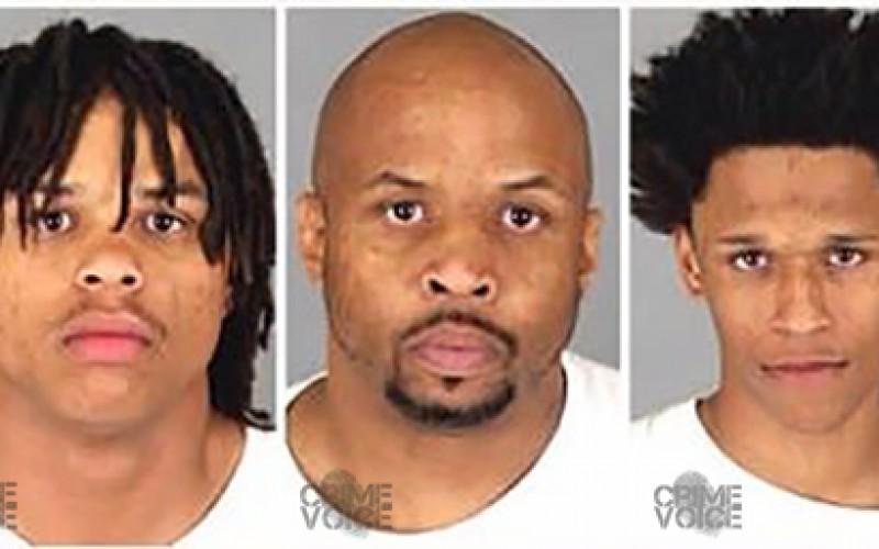 Authorities Arrest Five Suspects in Gang-Related Warrant