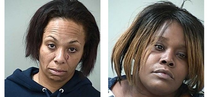 Two Women Arrested for Breaking into Apartment Mailboxes