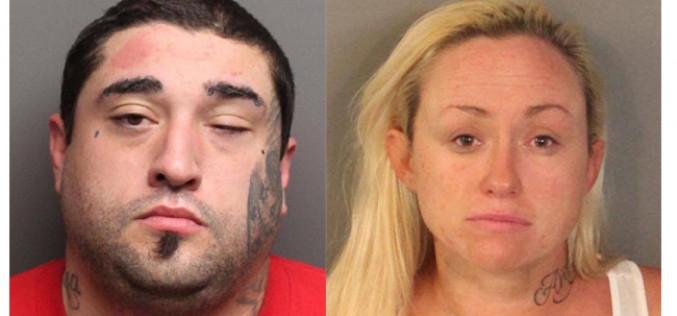 Auburn Couple Arrested for Stabbing
