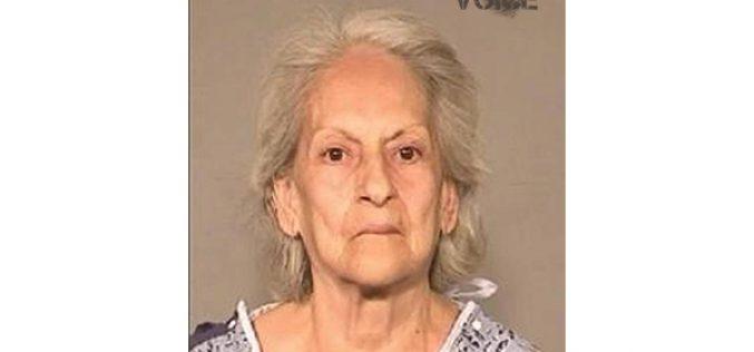Elderly Woman Accused of Killing her Husband