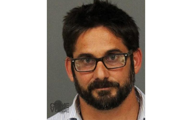 Teacher Arrested for Child Molestation