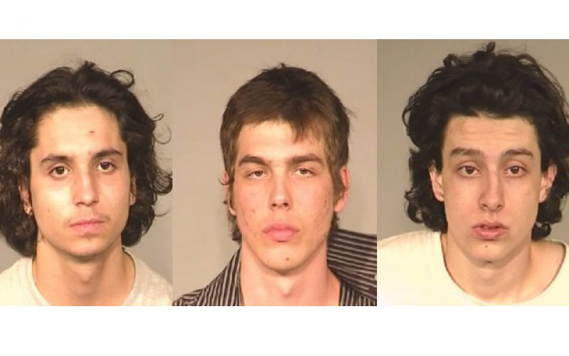 Little League Burglary Suspects Leave Behind Trail o' Candy