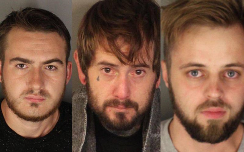 Trio of Thieves Arrested in West Roseville