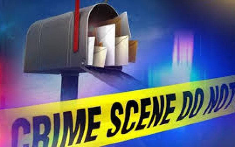 Mail Fraud Suspect Arrested