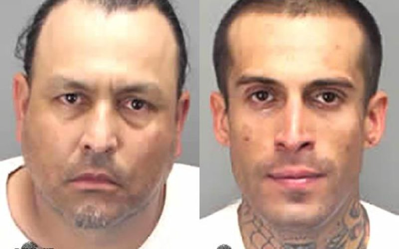 Two Arrested in Riverside & San Diego County Trailer Thefts