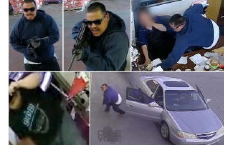 Armed and Dangerous Robbery Suspects Sought by Police