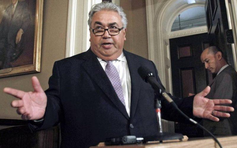 Former Senator Calderon Pleads Guilty to Fraud