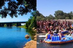 Rafting Event Organizer Arrested After Fleeing Rangers