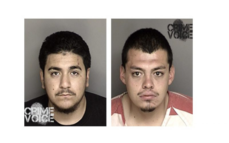 Salinas Police Arrest Two after Drive-By Shooting