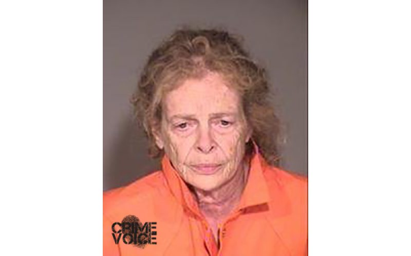 75-year-old Charged with Murder